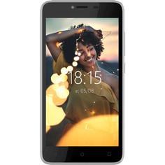 Смартфон BQ mobile BQ-5000G Velvet Easy Silver