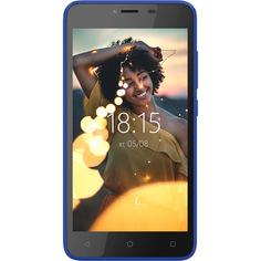 Смартфон BQ mobile BQ-5000G Velvet Easy Blue