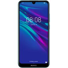 Смартфон Huawei Y6 2019 (MRD-LX1F) Sapphire Blue