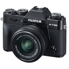 Фотоаппарат системный премиум Fujifilm X-T30 Kit 15-45 Black