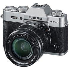 Фотоаппарат системный премиум Fujifilm X-T30 Kit 18-55 Silver