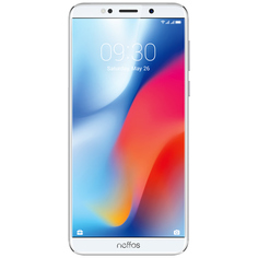 Смартфон TP-Link Neffos С9 Cloudy Silver
