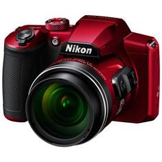 Фотоаппарат компактный Nikon Coolpix B600 Red