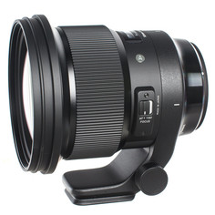 Объектив Sigma 105mm f1.4 DG HSM Art Canon