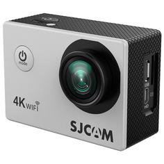 Видеокамера экшн SJCAM SJ4000 Air Silver