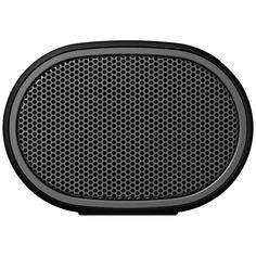 Беспроводная акустика Sony XB01 Extra Bass Black