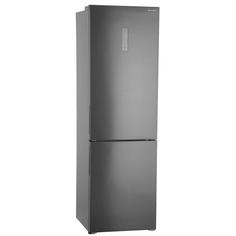Холодильник с нижней морозильной камерой Sharp SJB340ESIX