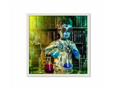 Постер Эксперимент Ангстрем