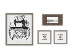 Набор постеров Мануфактура из 4 шт. Ангстрем