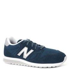 Кроссовки NEW BALANCE WL520 темно-синий