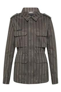 Куртка с кристаллами Philipp Plein