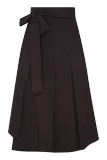 Асимметричная юбка со складками Maryling