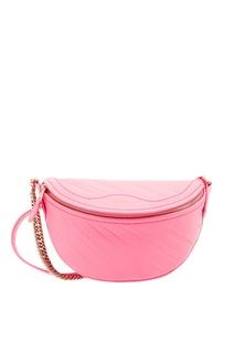 Розовая сумка Souvenirs XXS Balenciaga