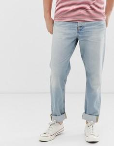 Джинсы Nudie Jeans Co Steady Eddie ii - Синий