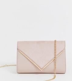 Клатч с цепочкой ALDO - Farill - Розовый