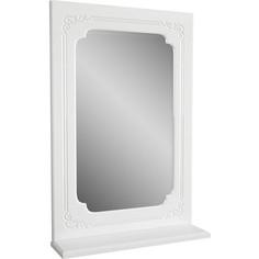 Зеркало Меркана Кастилия 50 белое (2-276-000)