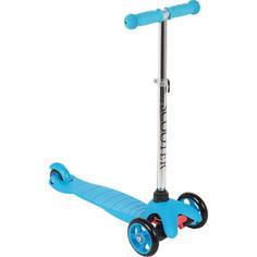 Самокат 3-х колесный Leader Kids LK-102 Blue (синий) GL000890072