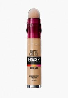 "Консилер Maybelline New York для кожи вокруг глаз ""The Eraser Eye"", оттенок 02 Бежевый, 6.8 мл для кожи вокруг глаз ""The Eraser Eye"", оттенок 02 Бежевый, 6.8 мл"