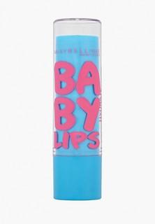 """Бальзам для губ Maybelline New York """"Baby Lips, Интенсивный уход"""", восстанавливающий и увлажняющий, от обветривания и трещин, бесцветный с запахом, 1,78 мл """"Baby Lips, Интенсивный уход"""", восстанавливающий и увлажняющий, от обветривания и трещин, бесцветный с запахом, 1,78 мл"""