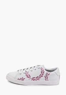 Кеды Fred Perry LOTTIE PRINTED LEATHER LOTTIE PRINTED LEATHER