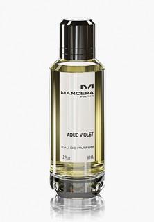Парфюмерная вода Mancera AOUD VIOLET 60 мл