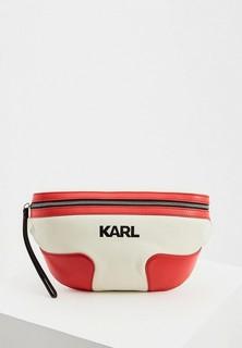 Сумка поясная Karl Lagerfeld