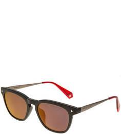 Солнцезащитные очки с дополнительной оправой Polaroid