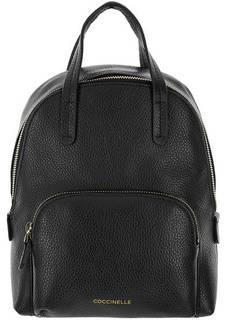 Рюкзак из зерненой кожи с тонкими лямками Dione Coccinelle