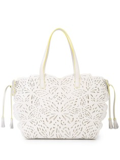 Sophia Webster сумка-тоут с прорезями
