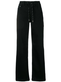 Karl Lagerfeld джинсы в спортивном стиле с логотипом