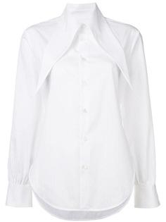 Vivienne Westwood рубашка с воротником оверсайз