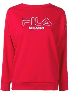 Fila классический свитер из джерси