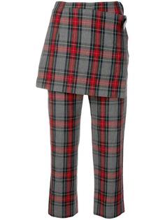 Comme Des Garçons Vintage юбка-брюки 1998-го года