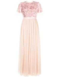Needle & Thread платье Dream Rose