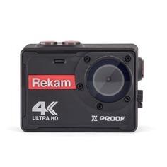 Экшн-камера REKAM XPROOF EX640 4K, WiFi, черный [2680000003]