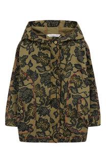 Хлопковая куртка Marc Jacobs
