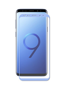 Аксессуар Защитная пленка для Samsung Galaxy S9 Neypo 3D Full Screen Blue FFL5077