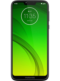 Сотовый телефон Motorola Moto G7 Power 4Gb RAM 64Gb Black