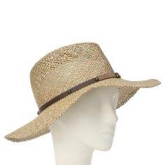 Шляпа LES TROPEZIENNES HAT 08 бежевый