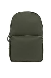 Рюкзак цвета хаки Rains