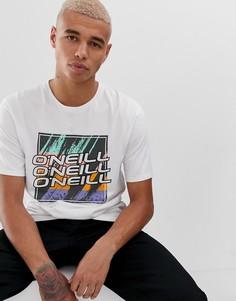 Белая футболка ONeill Filler - Белый Oneill