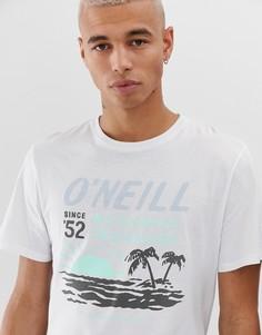 Белая футболка ONeill Sunset - Белый Oneill
