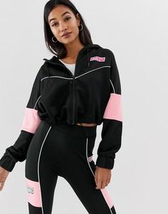 Спортивная куртка Puma X Barbie XTG - Черный