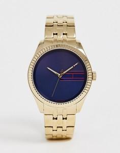 Золотистые часы Tommy Hilfiger 1782081 - 38 мм - Золотой