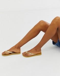Шлепанцы Ipanema - Золотой