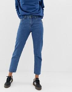 Прямые джинсы Noisy May - Синий
