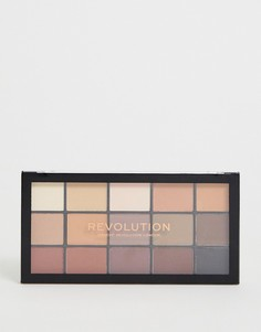 Палитра Revolution Re-Loaded Palette Basic Mattes - Мульти