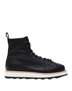 Полусапоги и высокие ботинки Converse