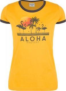 Футболка женская Protest Aloha, размер 48