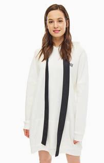 Короткое платье с карманом-кенгуру Silvian Heach